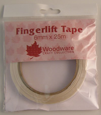 6mm Fingerlift Tape - Click Image to Close