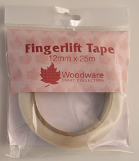 12mm Fingerlift Tape - Click Image to Close